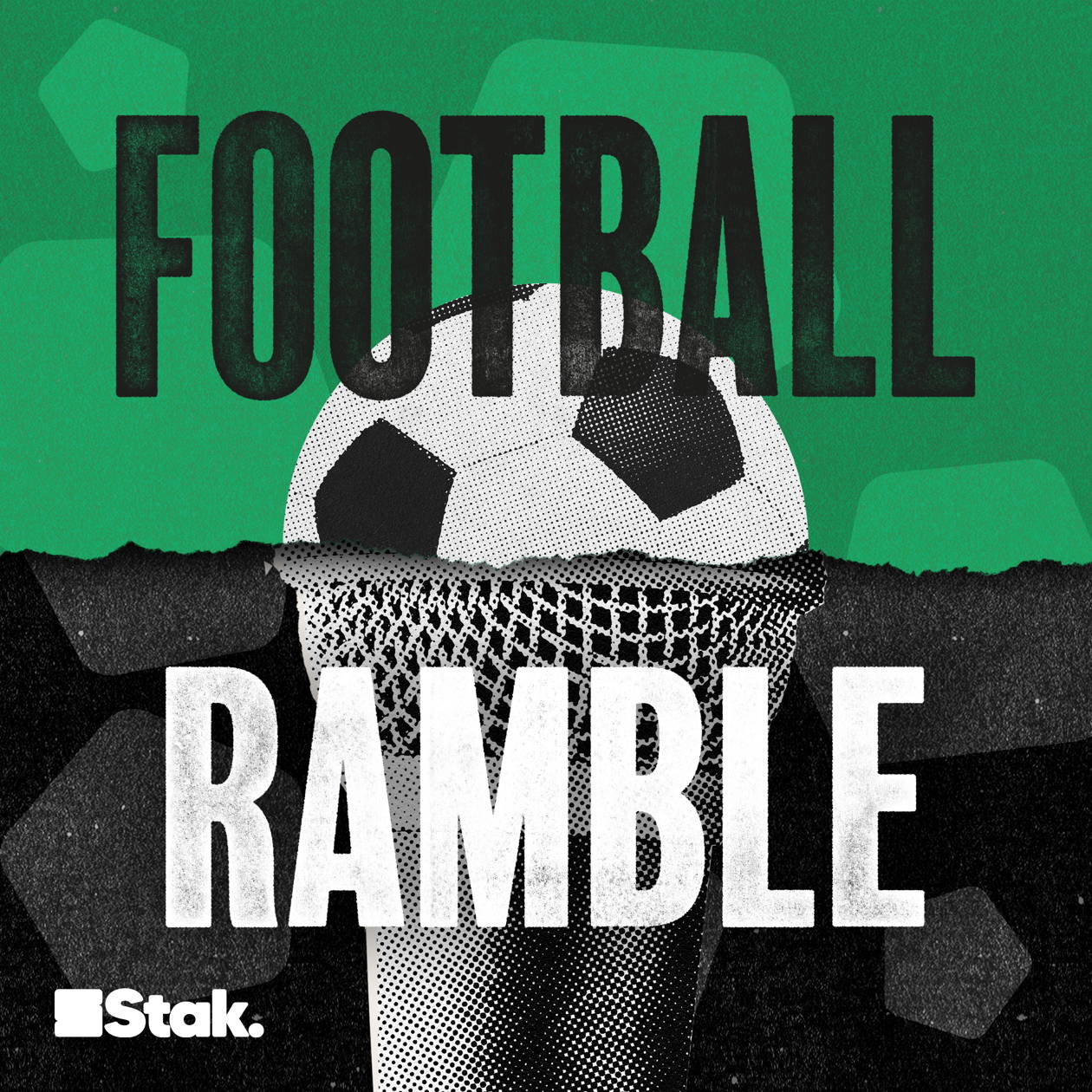 Artwork for the Football Ramble podcast.