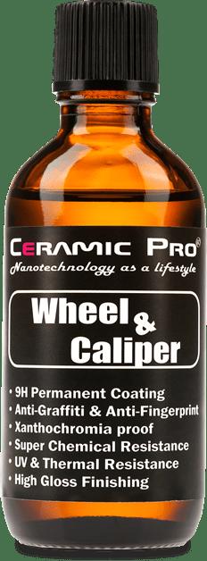 Ceramic Pro Wheel and Caliper - Autoskinz
