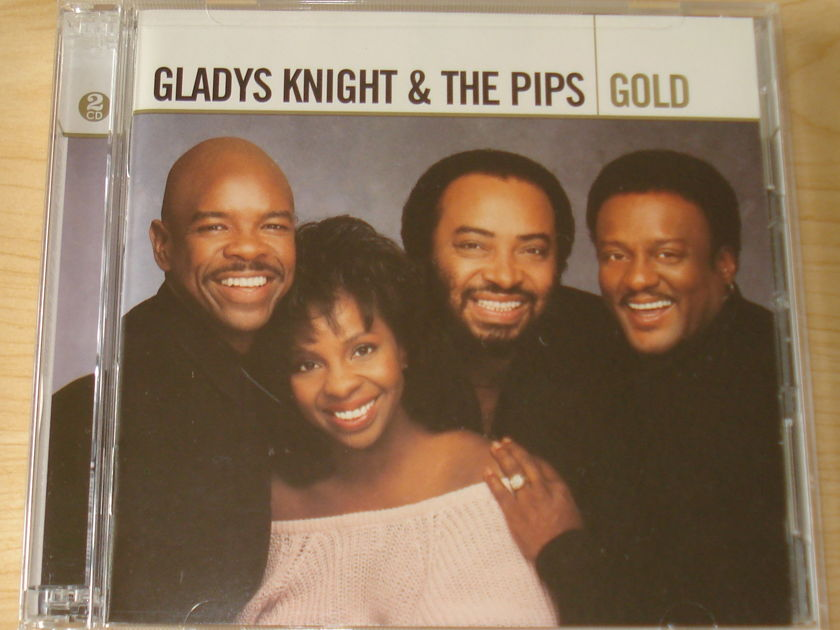 Galdys Knight and the Pips - Gold 2 CDs