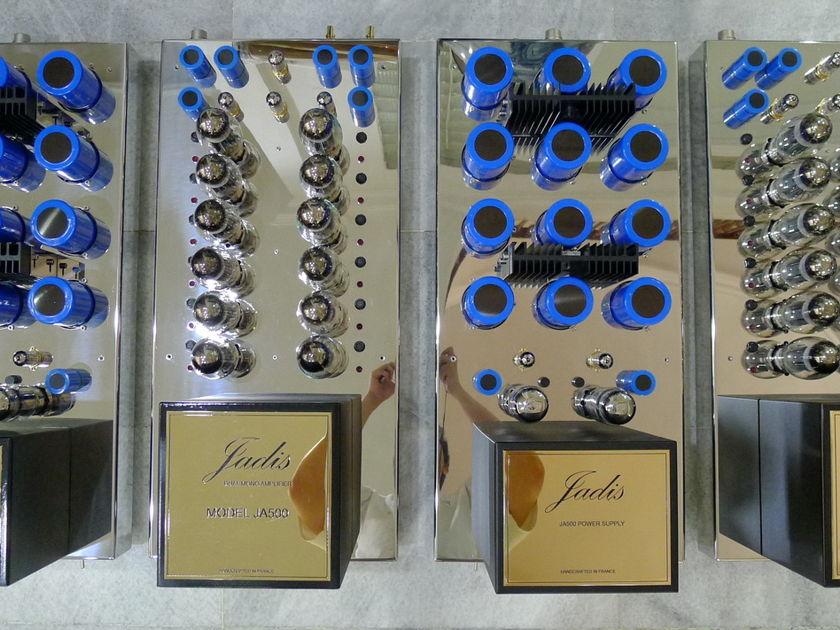 Jadis JA500 MKII KT150 Edition 220-240v . Free shipping worldwide !