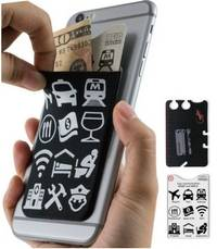 phone wallet Travel Icons by gecko travel tech