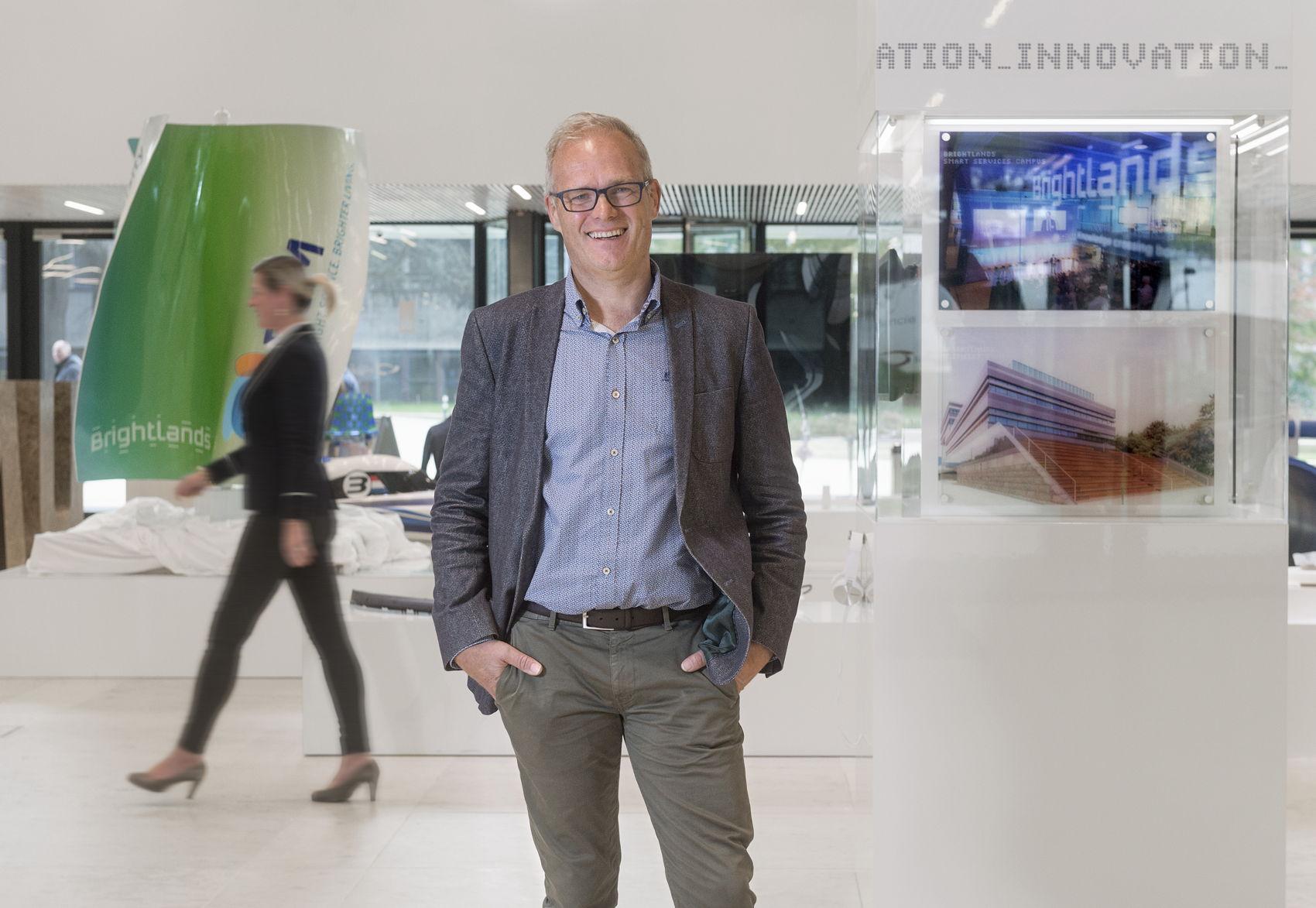 'Betere internationale treinverbindingen versterken de aantrekkingskracht van Limburg'