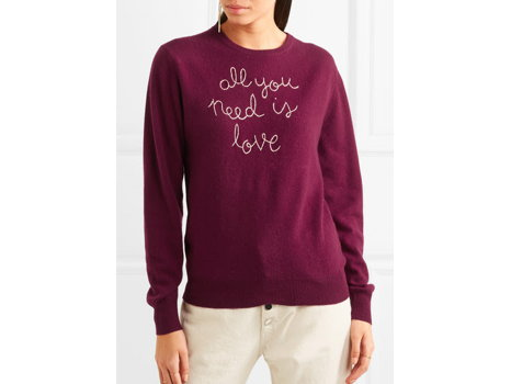 Lingua Franca- Sweater