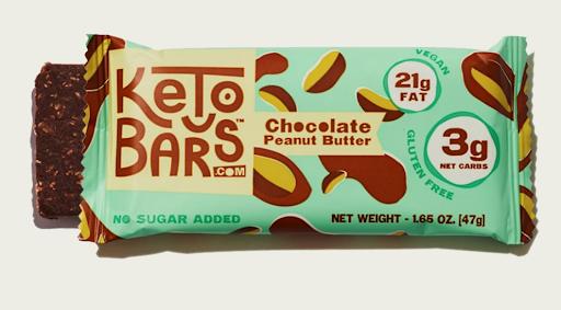 best keto breakfast bars