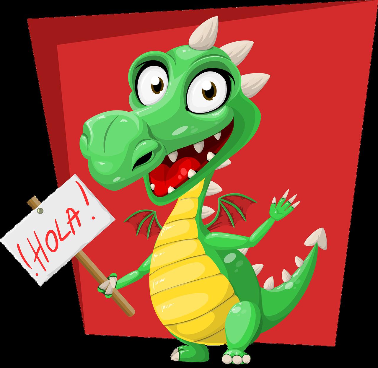 Spanish dragon