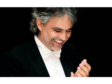 Private Box Seats for Four to see Andrea Bocelli at the Wells Fargo Center