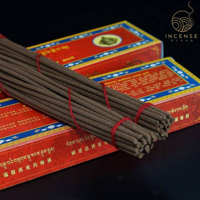 Tibet Manna Incense Sticks