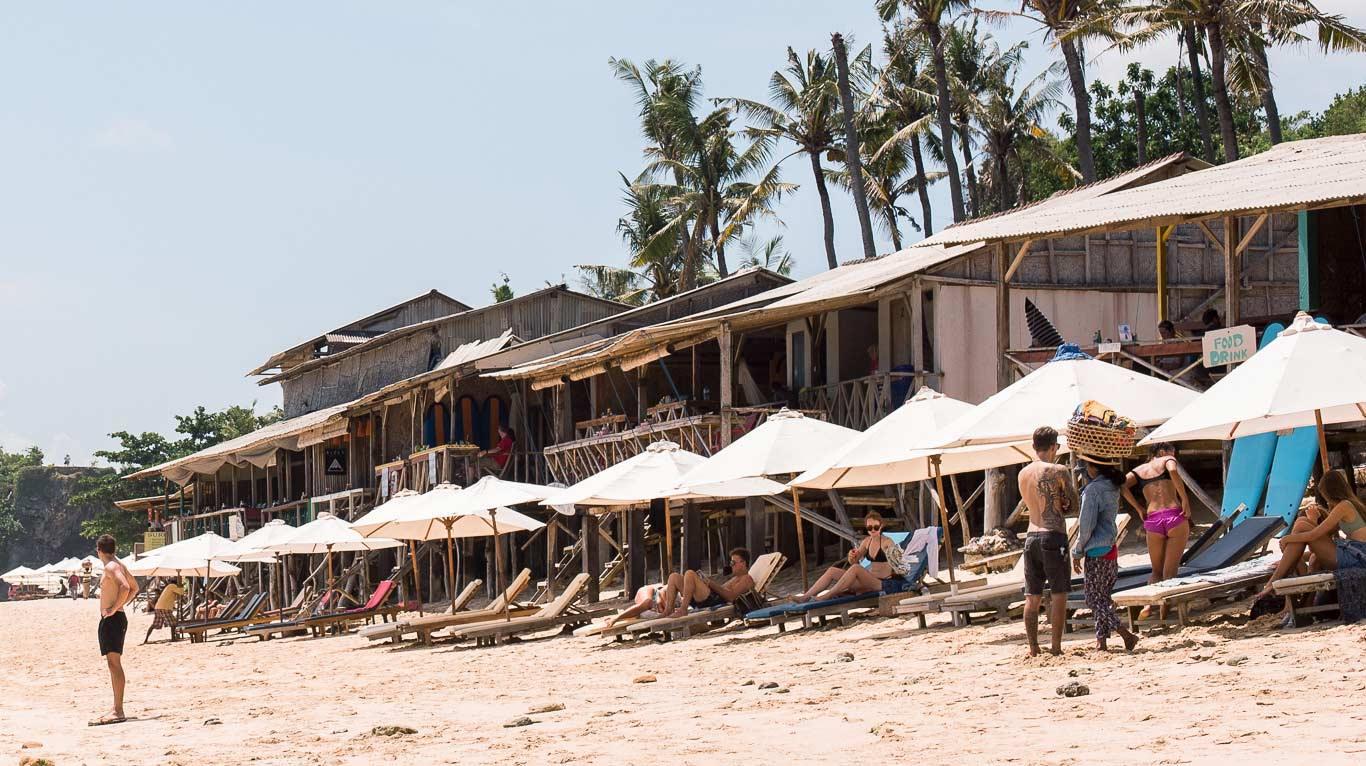 Balangan, Bali, Retreat