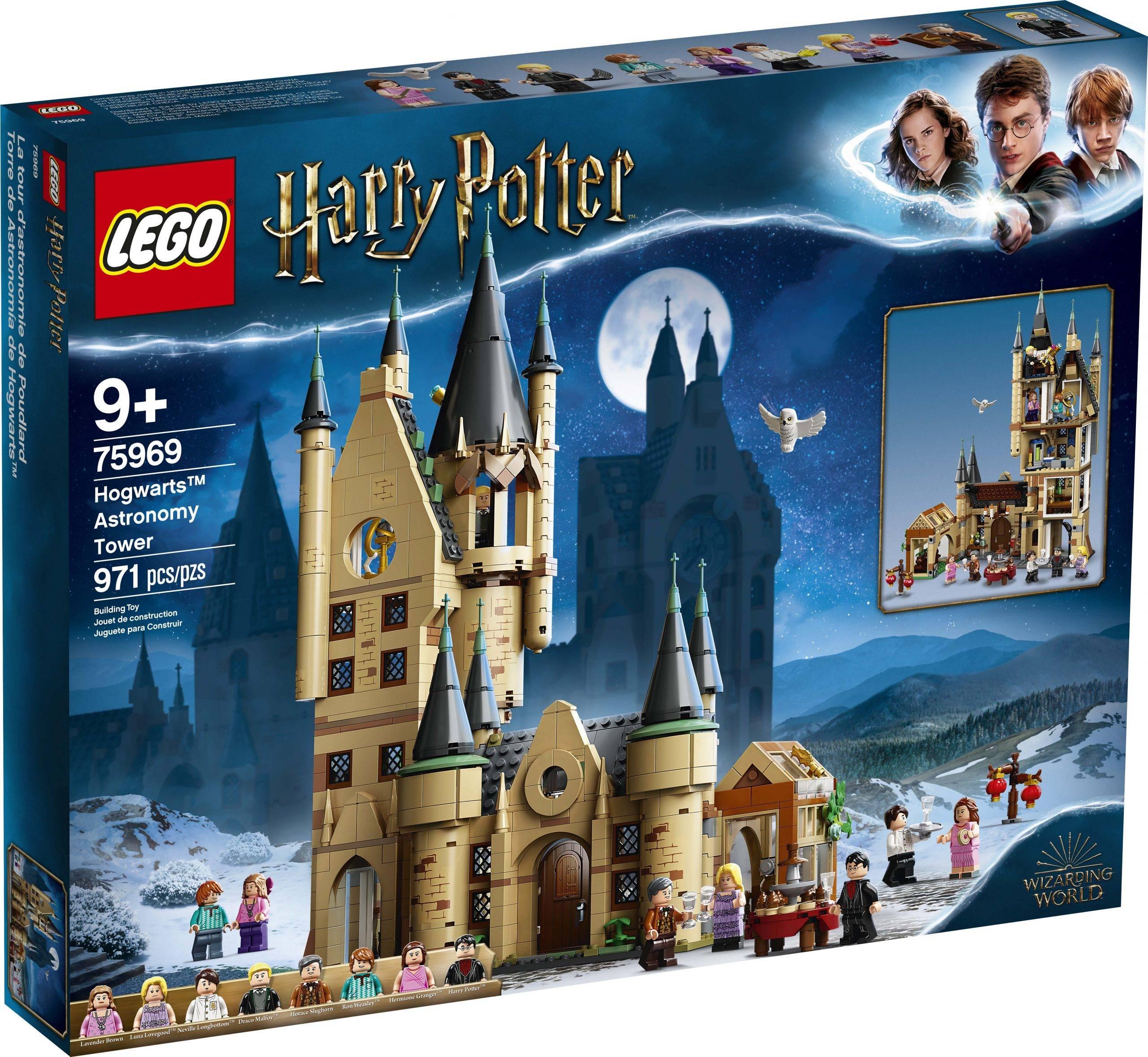 New Harry Potter Hogwarts Astronomy Set