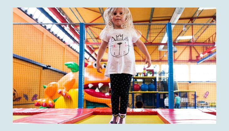 kidsplanet dresden trampolin