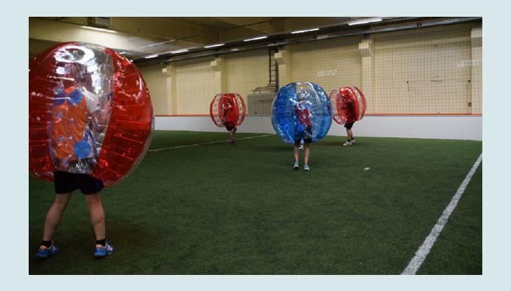 nbg bubble soccer wettkampf