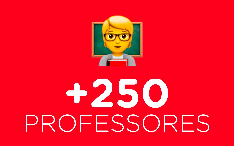 250professores