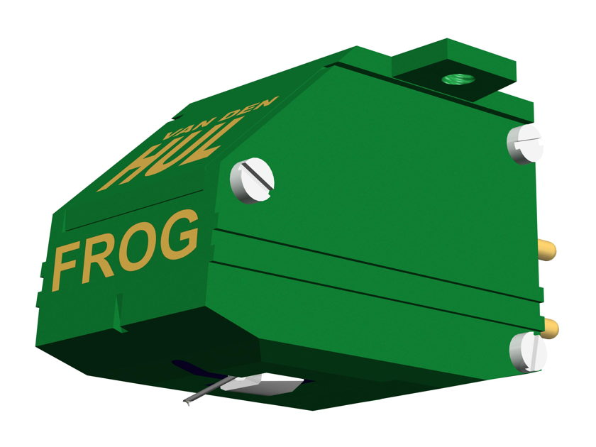 van den Hul Frog Gold  ALL THE SERIAL # ARE VISABLE  INCLUDES DATE OF MANUFACTURE