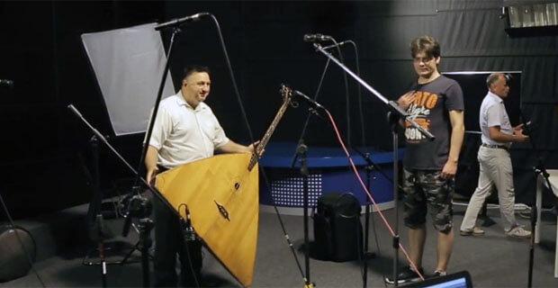 На радио «Мира Белогорья» зазвучали новые джинглы - Новости радио OnAir.ru