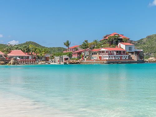 Welcome to St Barths!