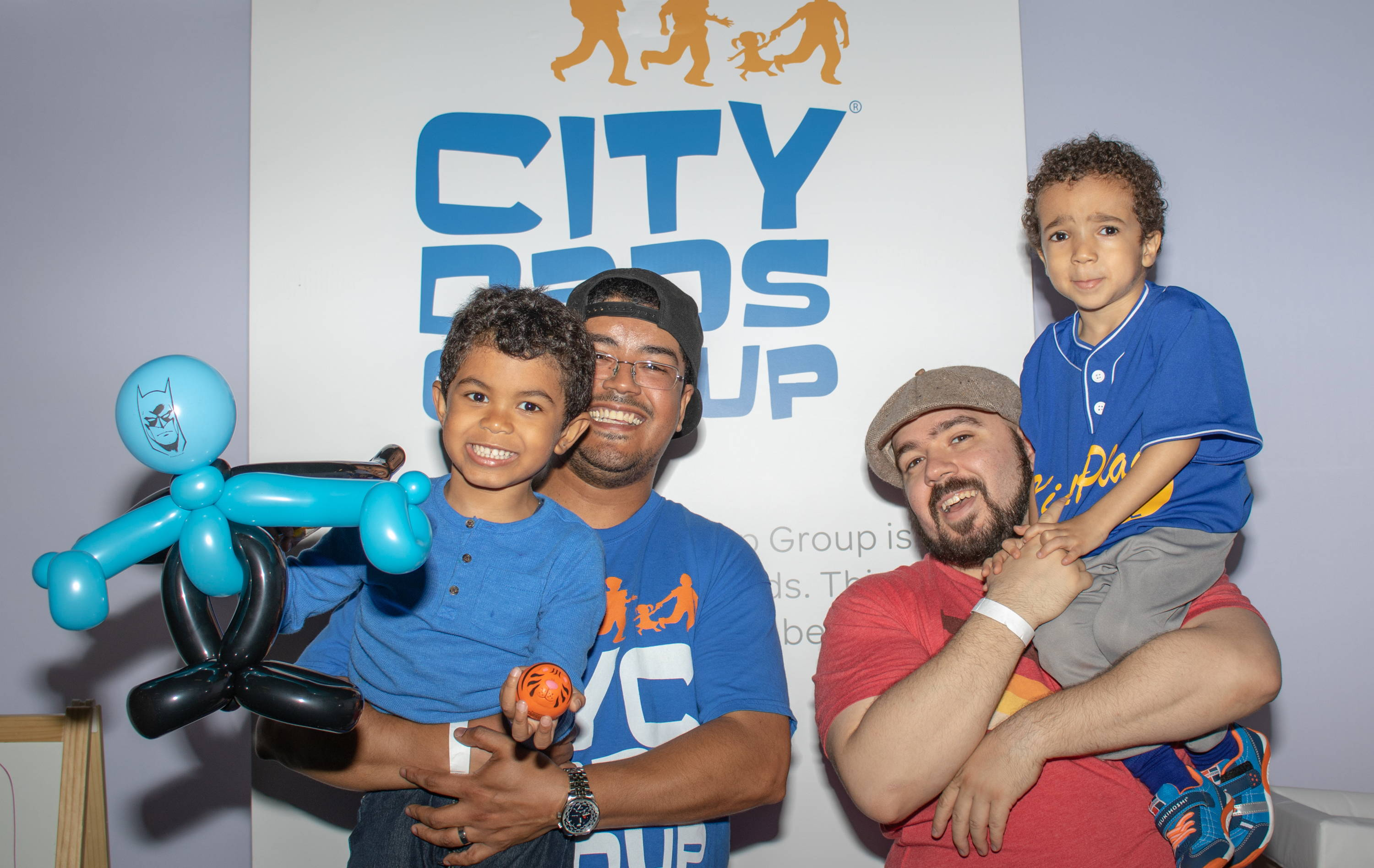 Dad Meet Up in New York City hosted by Junior Baby Hatter