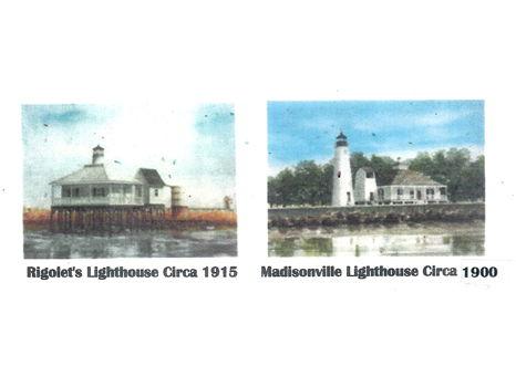 Lighthouse Framed Prints #1