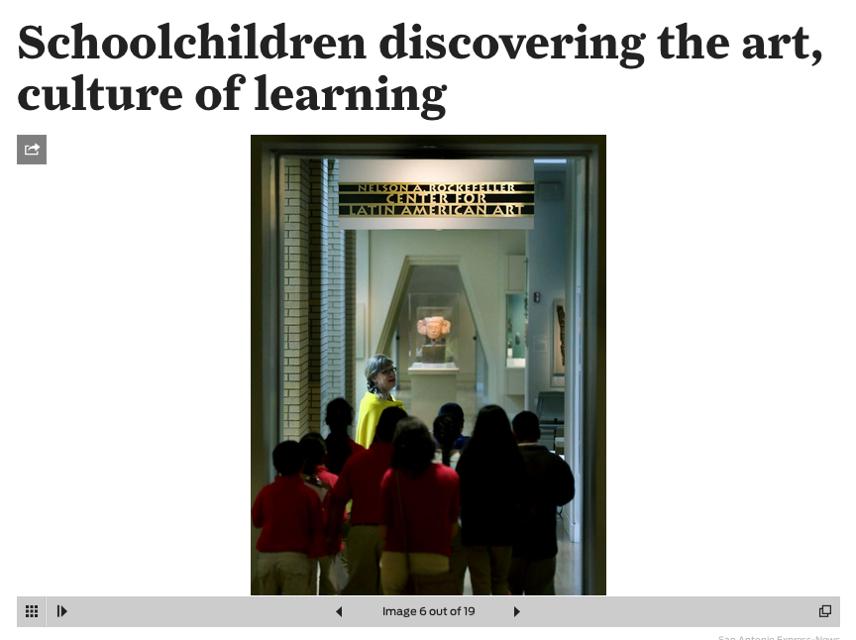 School Children, Culture