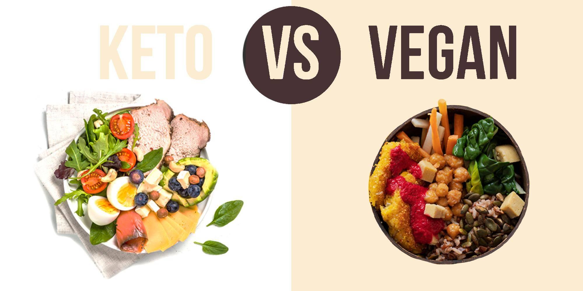 keto ou vegan ?