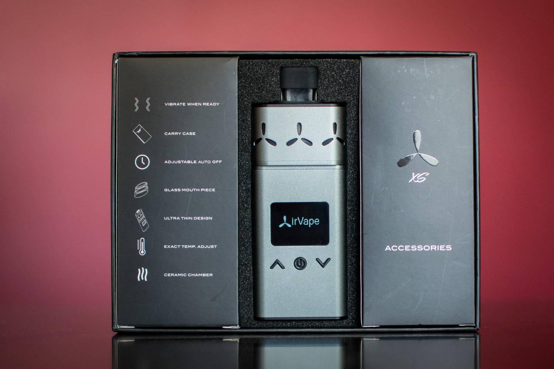 AirVape XS Vaporizer Box