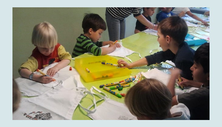colour kids creative events basteln