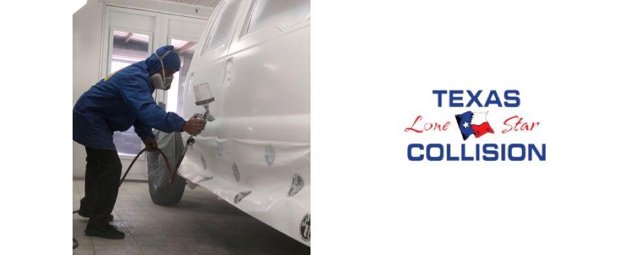Texas Lonestar Collision