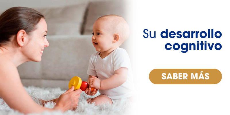 El desarrollo cognitivo del bebé