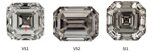 diamond clarity grade picture