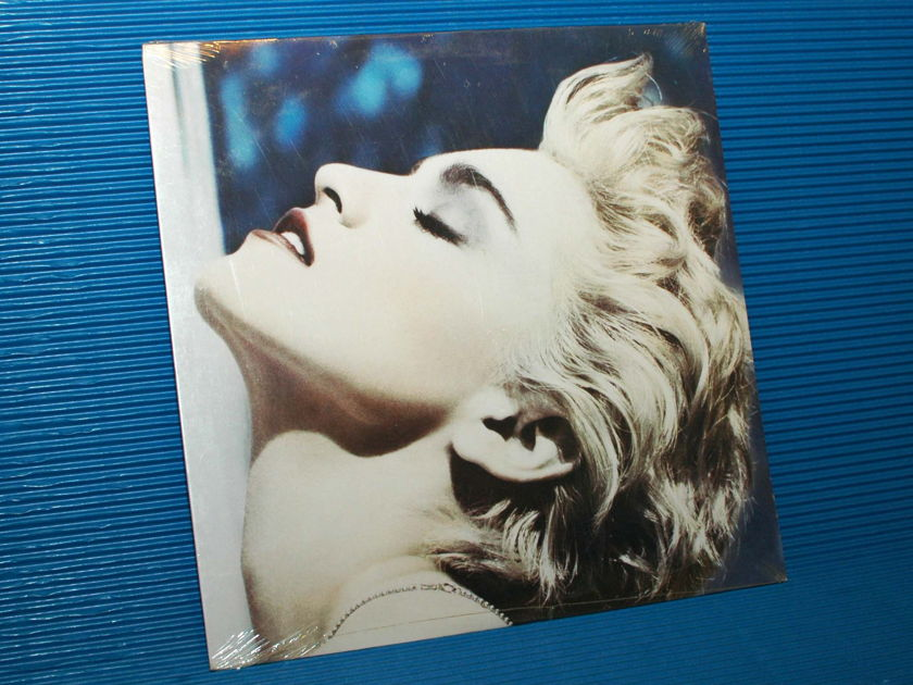 "MADONNA -  - ""True Blue"" -  RCA Music Service Edition 1986 Sealed!"
