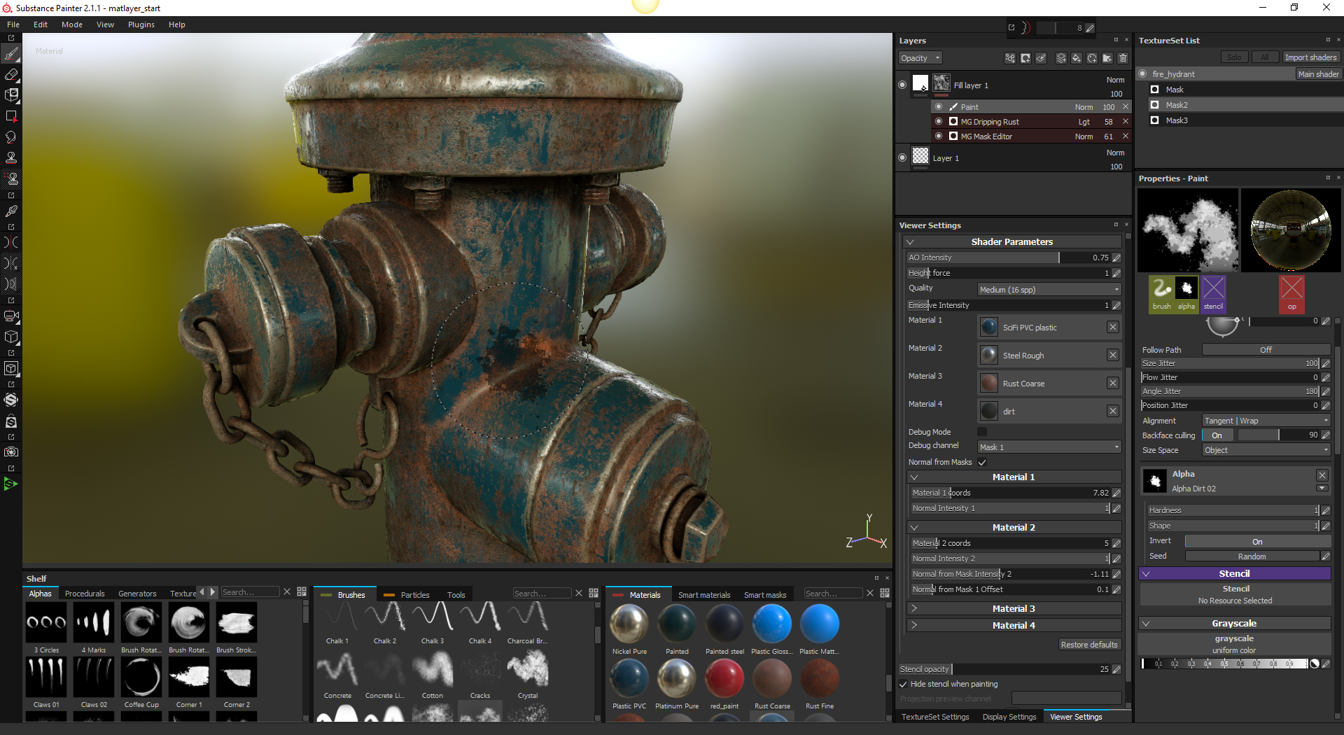 Substance Painter What Are The Best 3d Texture Painting