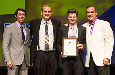 New Undergraduate Awards