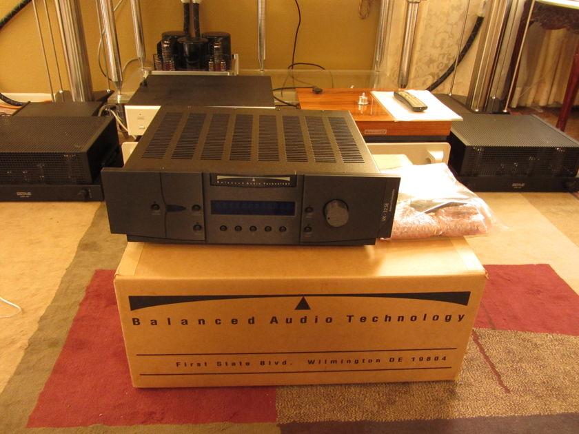 Balanced Audio Tech vk-32se black with remote control
