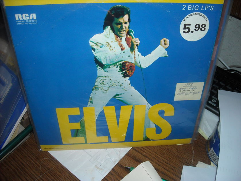 Elvis Presley - As Advertised On TV RCA 2 LP Set (c)