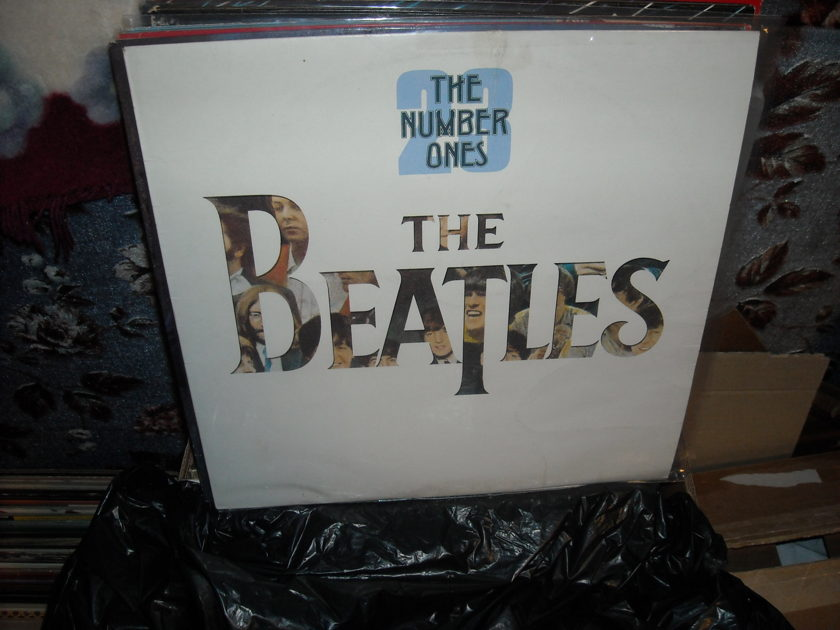 The Beatles - The Number Ones EMI  LP (c)