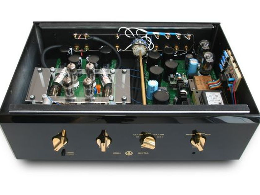 Joule-Electra LA-150SE  All-Tube Line Stage  (demo)