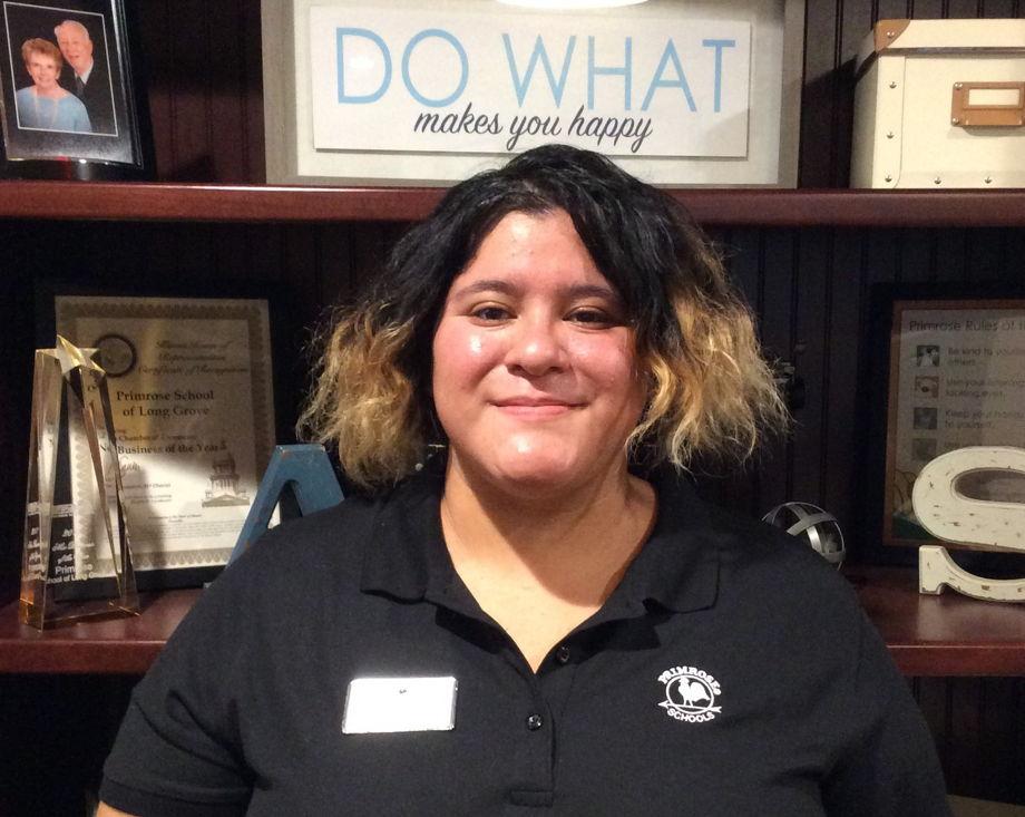 Jessica Rodriguez , Preschool Teacher