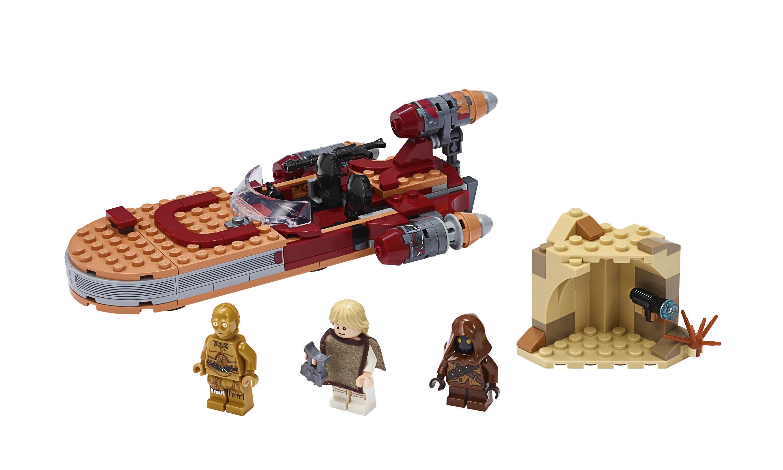 LEGO 75271 Luke Skywalker's Landspeeder