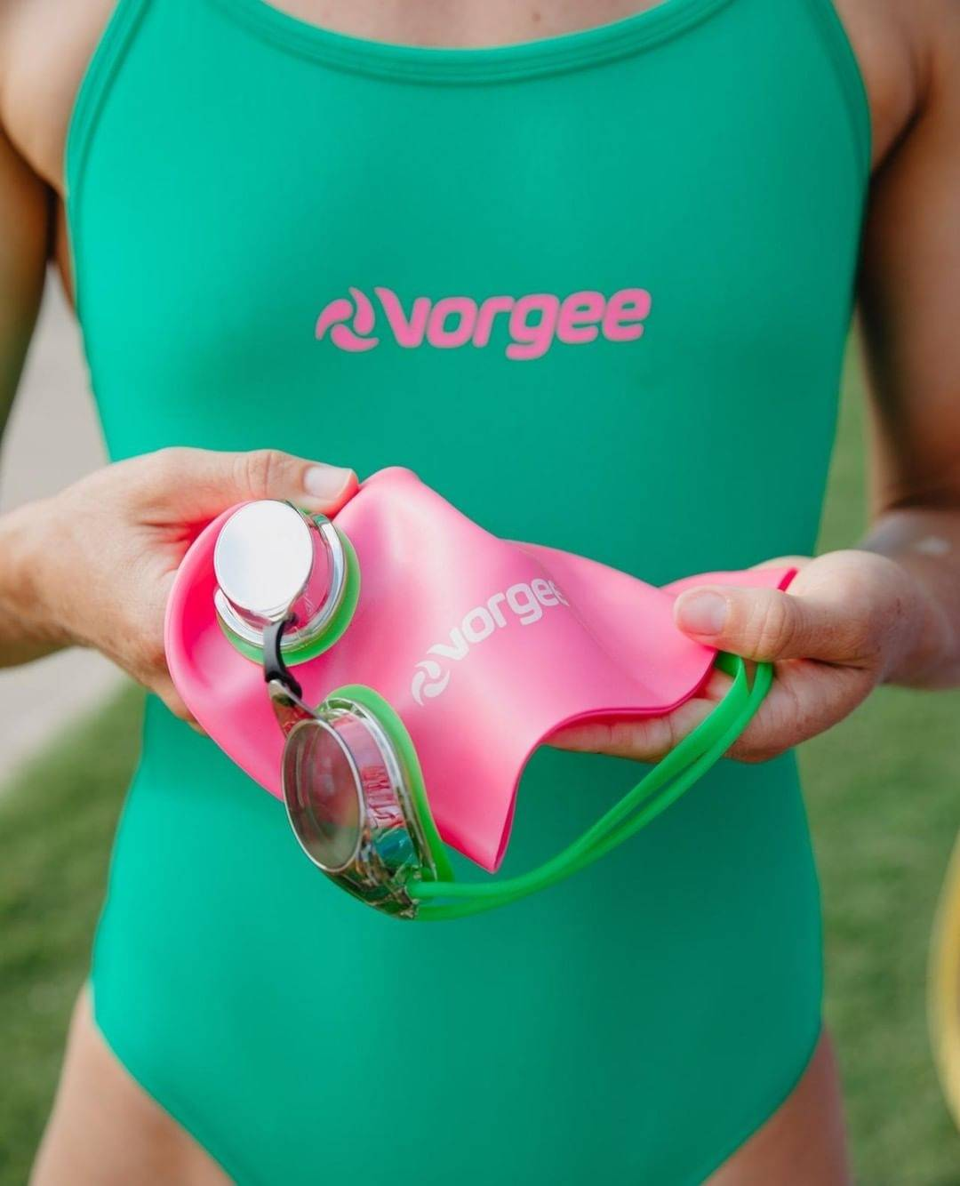 Vorgee Missile Swimming Goggle