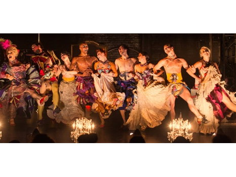 Two Cabaret tickets to Company XIV's Nutcracker Rouge