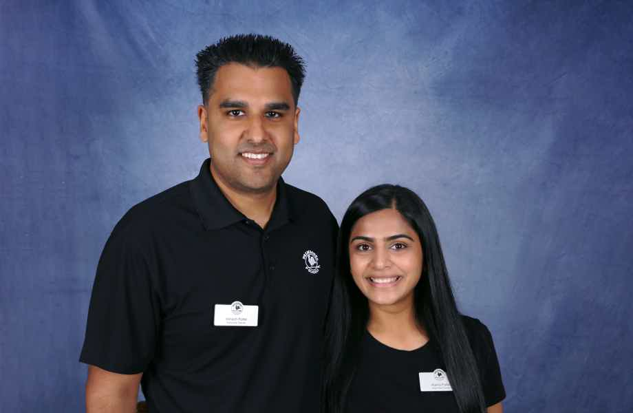 Franchise Owners of Primrose School Minesh and Harita Patel
