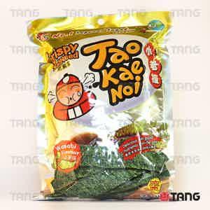 Crispy seaweed snacks