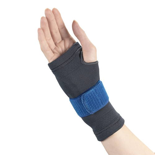 2438 / WRIST SUPPORT WITH COMPRESSION GEL INSERT & ENCIRCLING STRAP