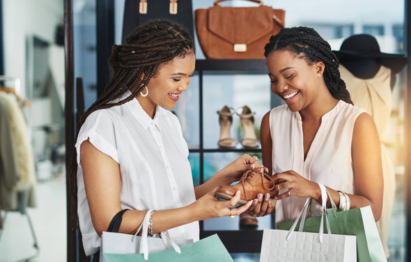 millenial shop on budget