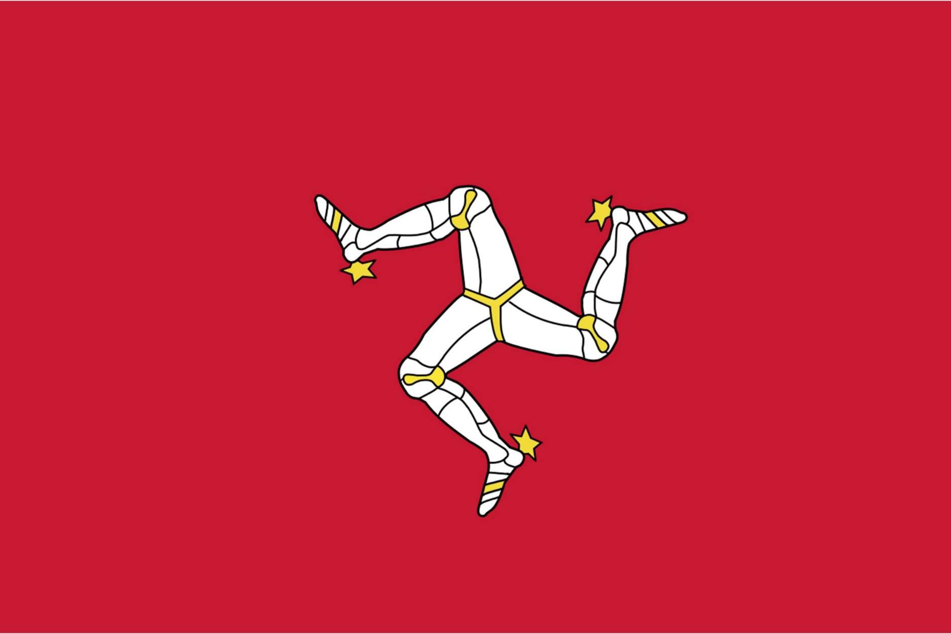 Isle of Man Flag Celtic Festival Online