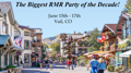 RMR 60th Anniversary Celebration at Vail
