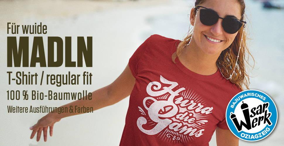 Bayerische Spruch T Shirts Und Oziagzeig Isarwerk Shop