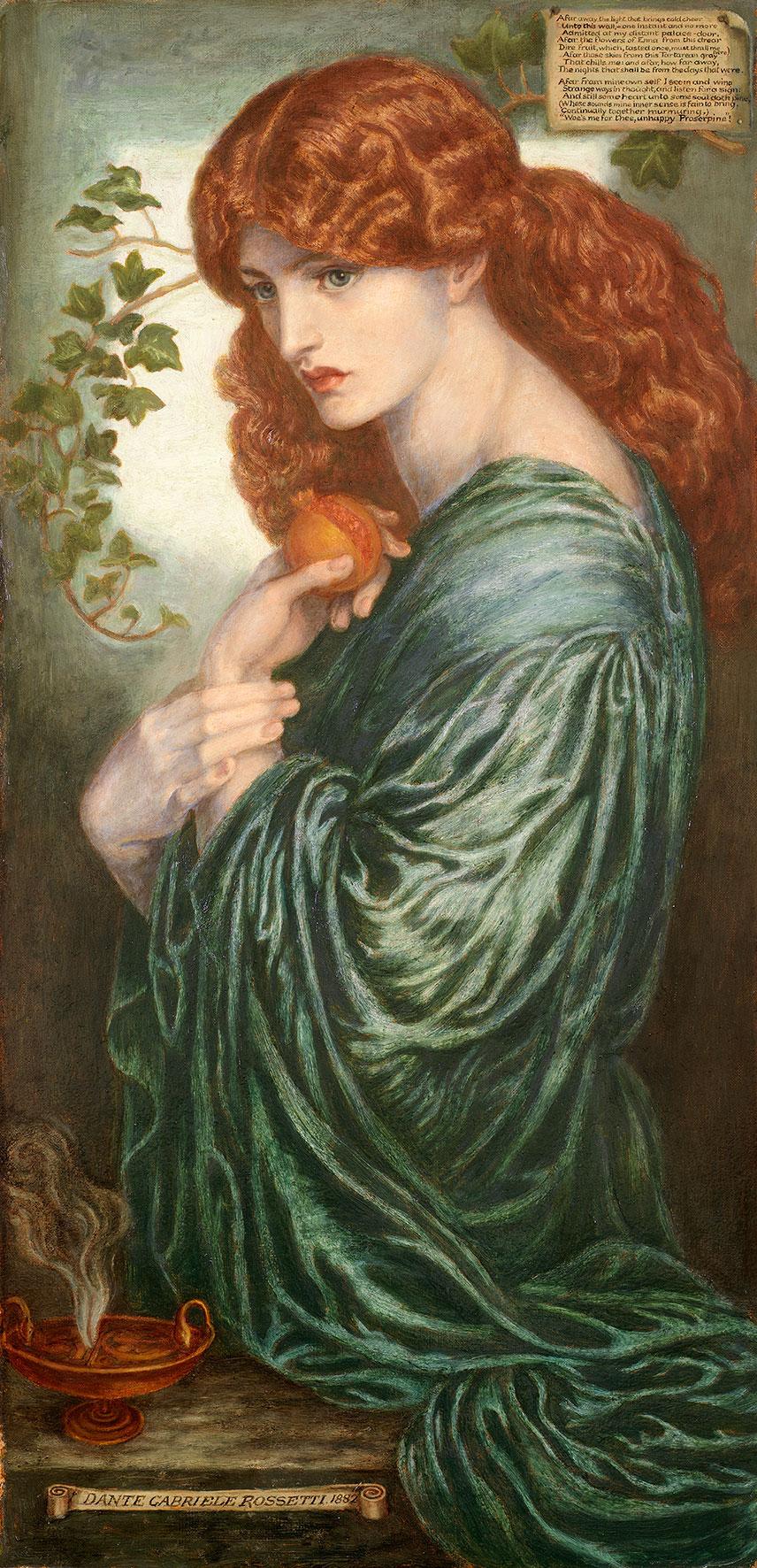 Proserpine (Rossetti)
