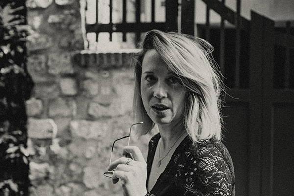 Alice Clark fondatrice de Sweet Small Pea