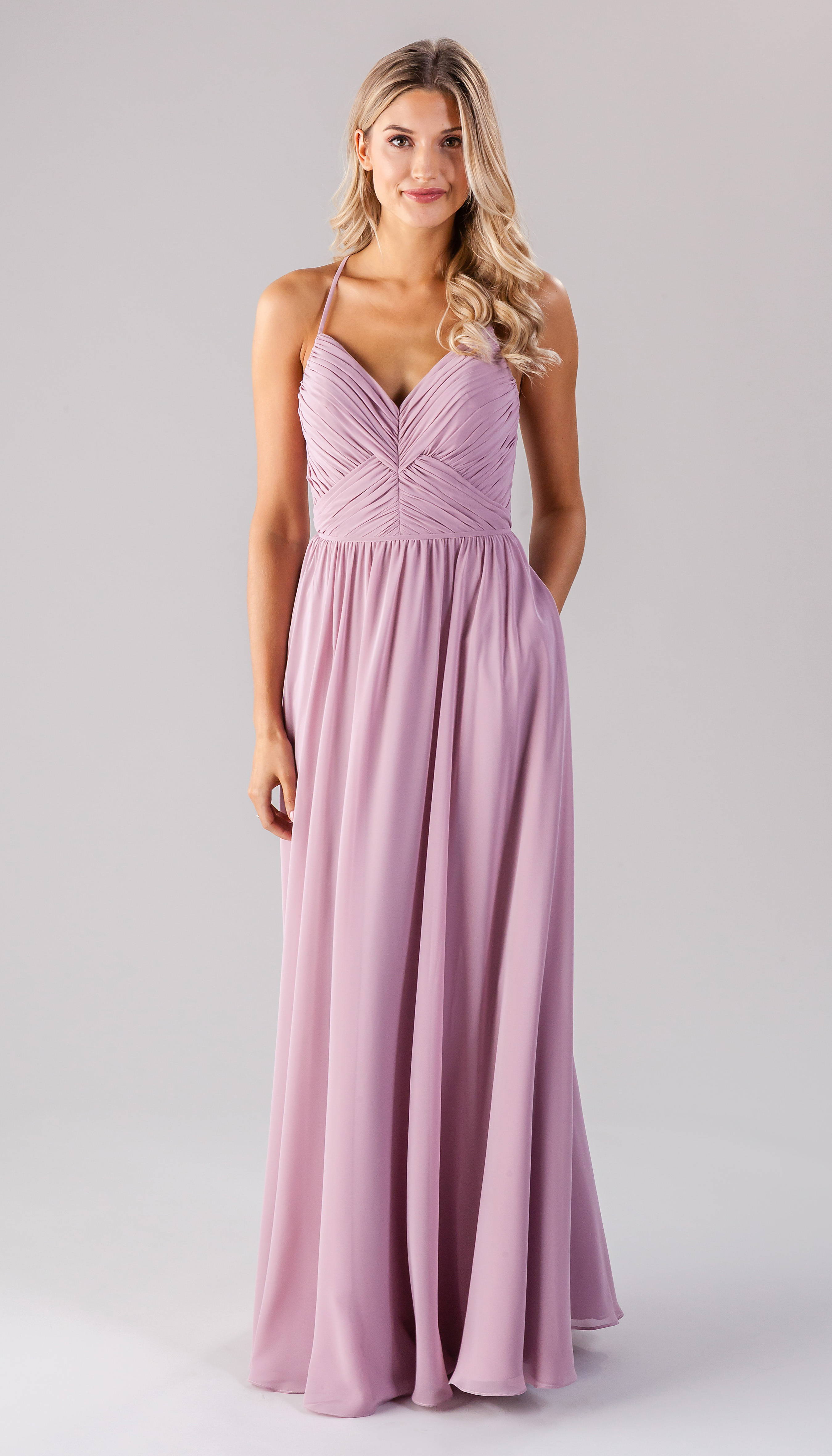 Kennedy Blue Caitlin Bridesmaid Dress