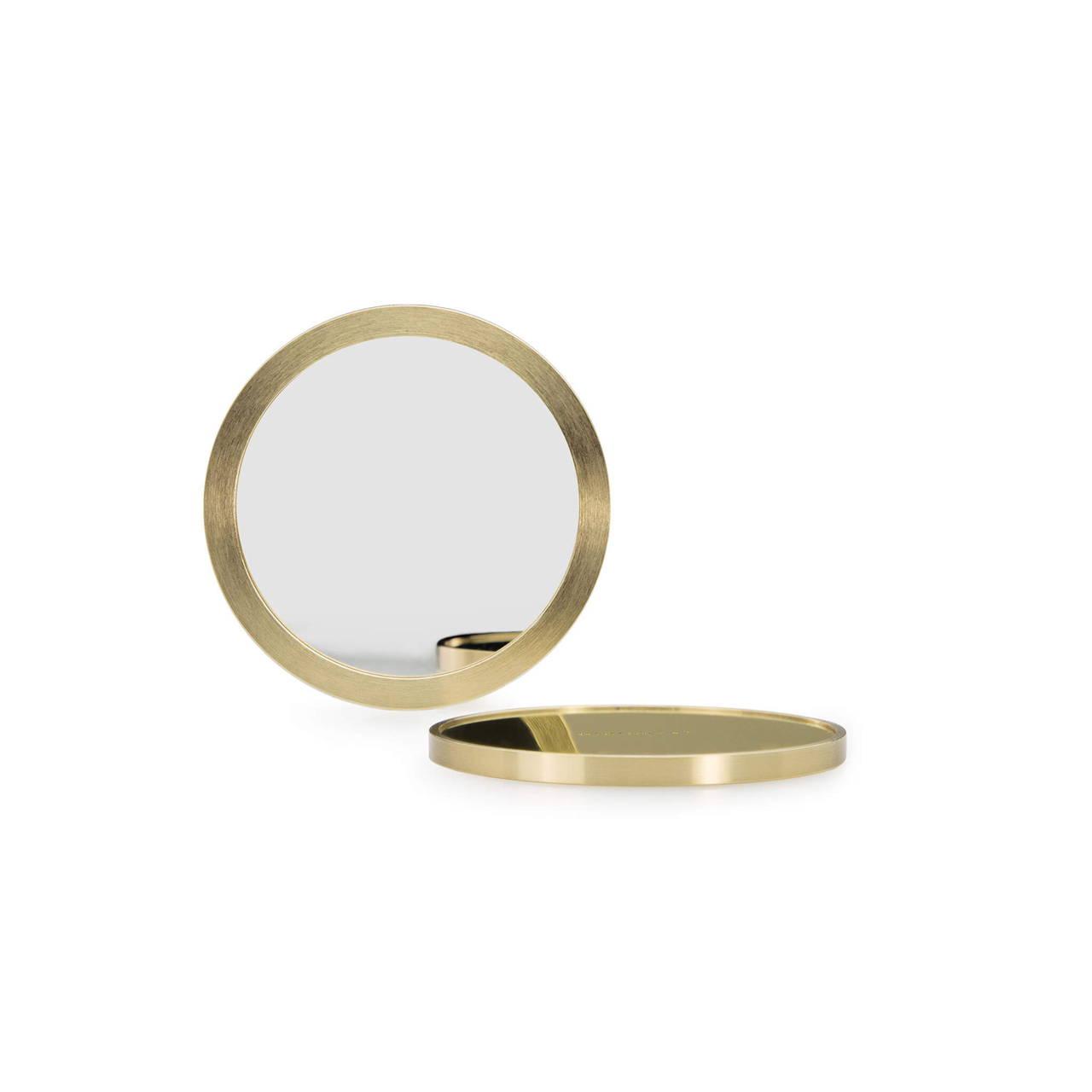Brass Pocket Mirrors